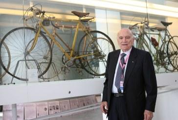 Dalla bicicletta al museo, grazie a Fiorenzo Magni