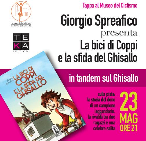 23 maggio 2015 La bici di Coppi e la sfida del Ghisallo