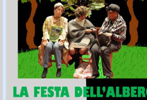 Rappresentazione teatrale LA FESTA DELL'ALBERO