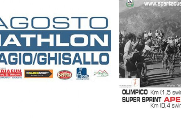 2° Triathlon Bellagio- Ghisallo
