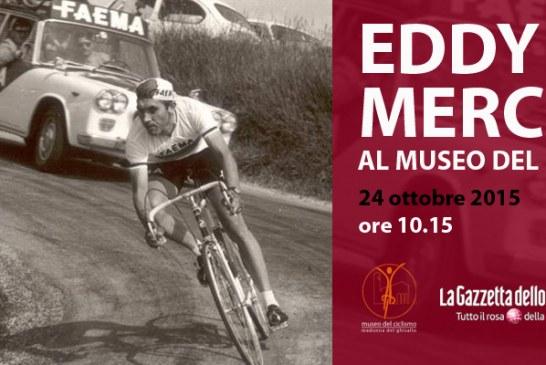EDDY MERCKX AL GHISALLO