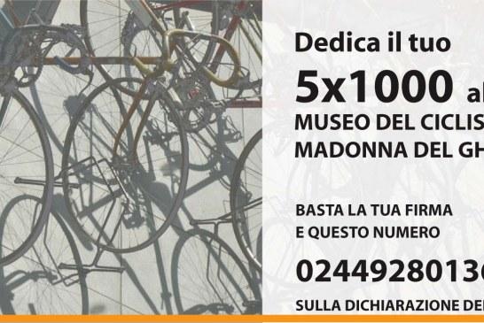 DONA IL TUO 5X1000 AL MUSEO DEL GHISALLO