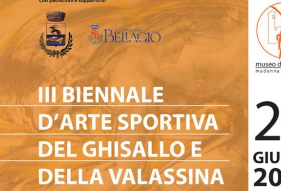 III BIENNALE D'ARTE SPORTIVA DEL GHISALLO E VALASSINA
