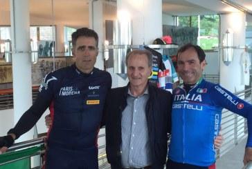 Se la Parigi-Modena fa un pit stop al Ghisallo